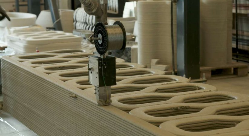 Growth of 3D Concrete Printing Market to Hit 317.3% CAGR to 2023 Recent Development by Extrusion Based and Automations Techniques in Middle East and Europe Region