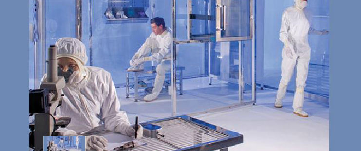 Cleanroom Technology Market Projected to Expand at a Steady CAGR 5.53% Over the Forecast Period 2027